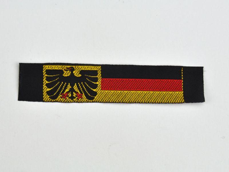 Deutschlandband -Adler links