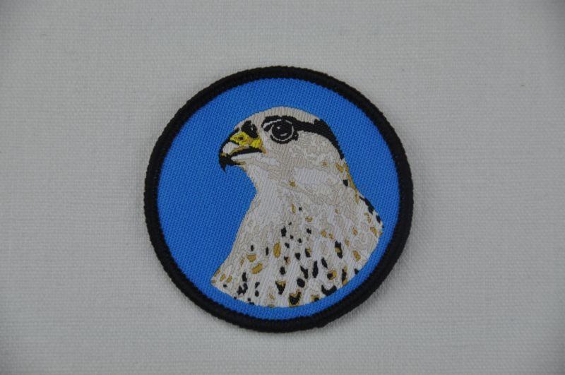 Aufnäher Sippenabzeichen Falke 31-50