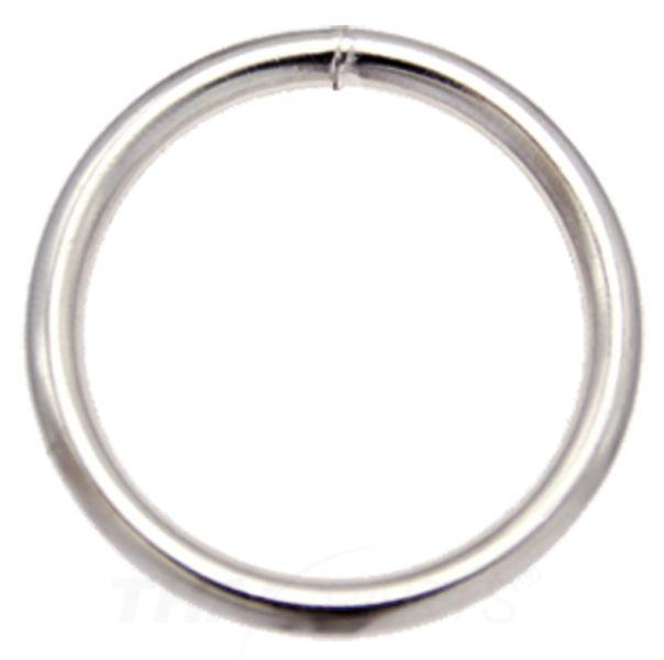 Stahl - Rundringe 50mm