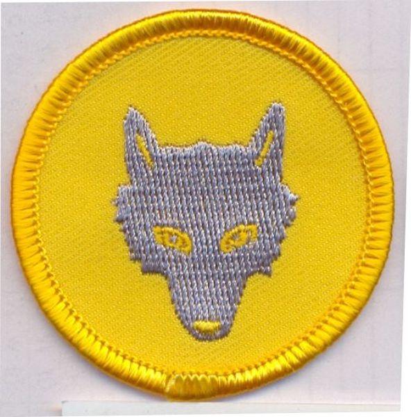 Wolfskopf, gelb
