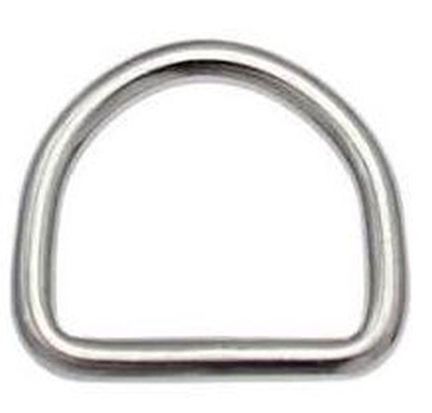 D-Ringe 40 x 30 x 5,0mm