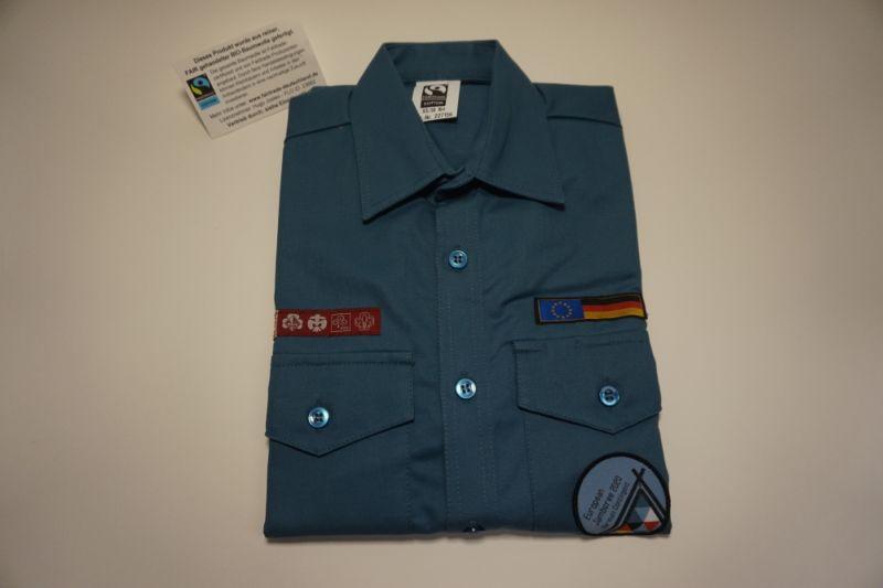rdp-Klufthemd EJ 2020+1 & Halstuch Set