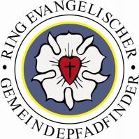Ringabzeichen (Aufkleber), B. mittel, 10 cm