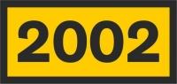 Jahresabzeichen 2002
