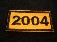 Jahresabzeichen 2004
