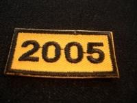 Jahresabzeichen 2005