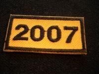 Jahresabzeichen 2007