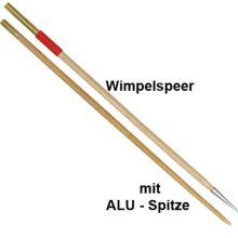 Wimpelspeer aus Esche - 240 cm