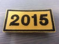 Jahresabzeichen 2015