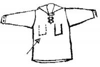 JUJA  2 Zusatztaschen aus Wolltuch
