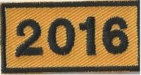 Jahresabzeichen 2016