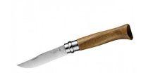 OPINEL Messer Gr. 8 Walnuss