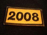 Jahresabzeichen 2008