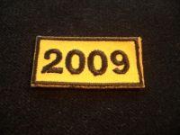 Jahresabzeichen 2009