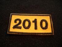 Jahresabzeichen 2010