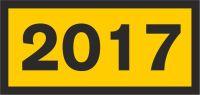 Jahresabzeichen 2017