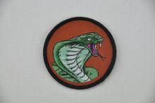 Aufnäher Sippenabzeichen Cobra 1-10