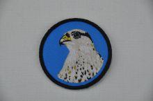 Aufnäher Sippenabzeichen Falke 51-100