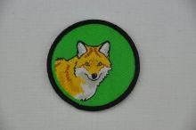 Aufnäher Sippenabzeichen Fuchs 31-50