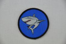 Aufnäher Sippenabzeichen Hai 31-50