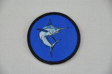 Aufnäher Sippenabzeichen Schwertfisch 31-50