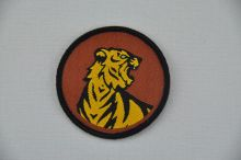 Aufnäher Sippenabzeichen Tiger 51-100