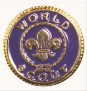 Heritage Scout Logo Pin Badge
