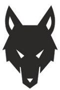 BdP - Tattoo Wolfskopf