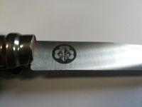 BdP Opinel Messer Gr. 8 rostf.