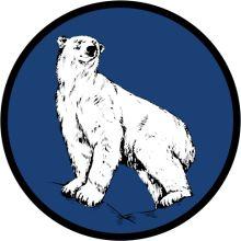 Aufnäher Sippenabzeichen Eisbär 31-50