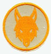Wolfskopf -gelb-