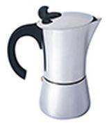 Espresso Maker Edelstahl - 9 Tassen