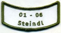 Stammpostenaufnäher 01-06 Steindl