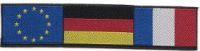 Deutschland-/Frankreichband mit Europazeichen
