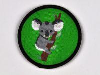Aufnäher Sippenabzeichen Koala 51-100