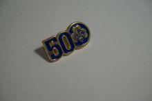 BdP - 50 Jahre Pin