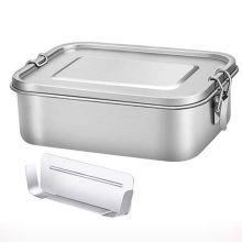 Origin Outdoors Lunchbox Deluxe - Edelstahl 0,8