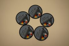 EJ 2020+1 Badges Set (5 Stück)