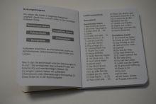 Liederbuch, klein 2020